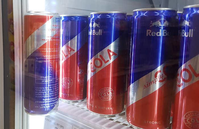Red Bull Kühlschrank Dose Preis : Der shopblogger artikel mit tag red bull cola