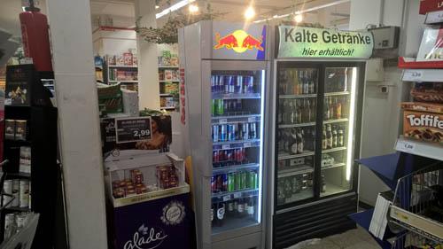 Red Bull Getränke Kühlschrank : Getränkekühlung ist und soll der shop ger