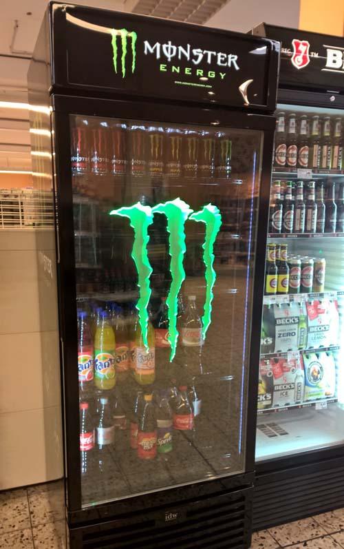Monster-Kühler in Findorff | Der Shopblogger