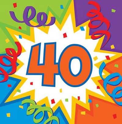 40 Jahre | Der Shopblogger