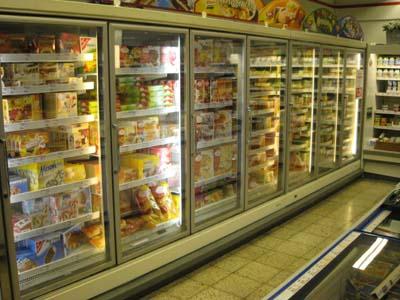 Lampenwechsel am Tiefkühlschrank - Der Shopblogger | {Tiefkühlschränke 23}