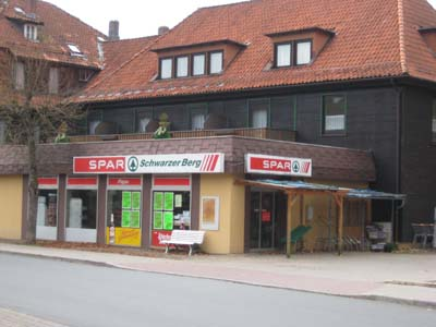 spar markt in altenau harz der shopblogger. Black Bedroom Furniture Sets. Home Design Ideas