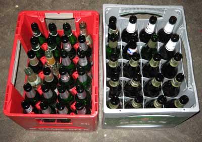 44 Flaschen Der Shopblogger