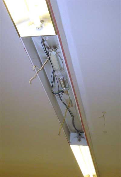 Defekte lampen der shopblogger for Lampen reparatur