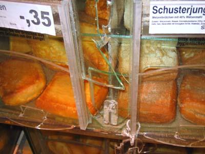 Demolierte br tchenbox der shopblogger for Alpina ka chen und badfarbe